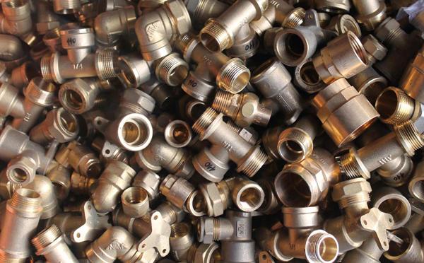 Скупка цветного металла - ЛАТУНЬ цена за 1 кг. 220 руб.