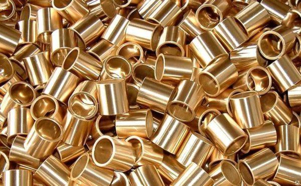Скупка цветного металла - БРОНЗА цена за 1 кг. - 260 руб.