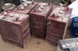 Сдать свинцовый аккумулятор в Подольске